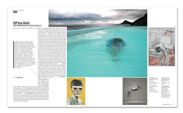 Modern Design Magazine modern design magazine i - rolando s. bouza - graphic designer