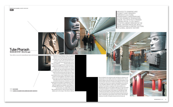 Modern design magazine i rolando s bouza graphic designer for Modern design magazine