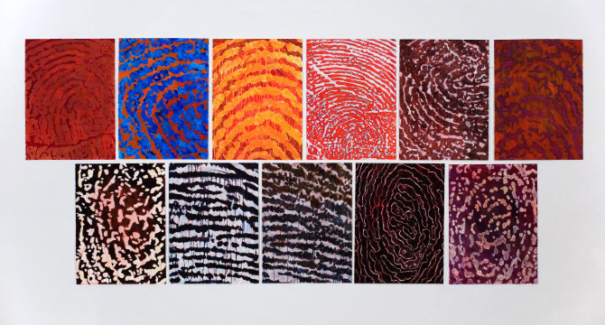 fingerprint thesis statement