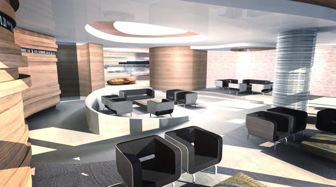 The Edge Lounge Dubai Flint Skallen