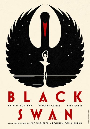 Risultati immagini per black swan movie poster