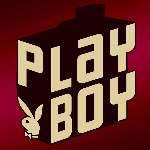 Logo for Playboy Mobile
