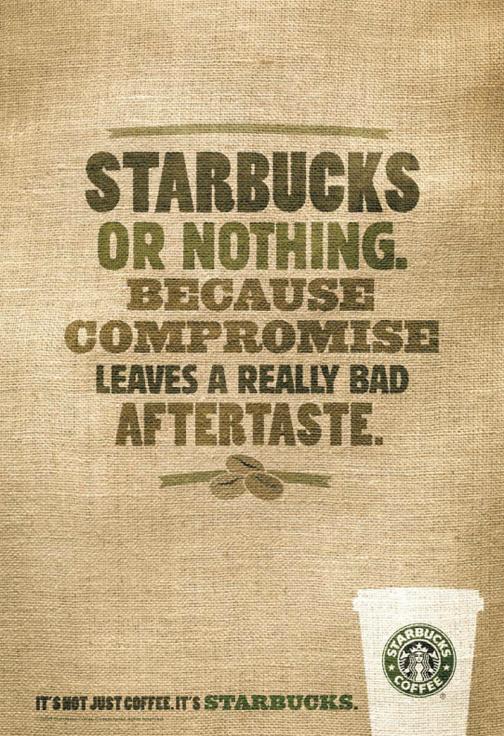STARBUCKS COFFEE CAMPAIGN - alex shulhafer