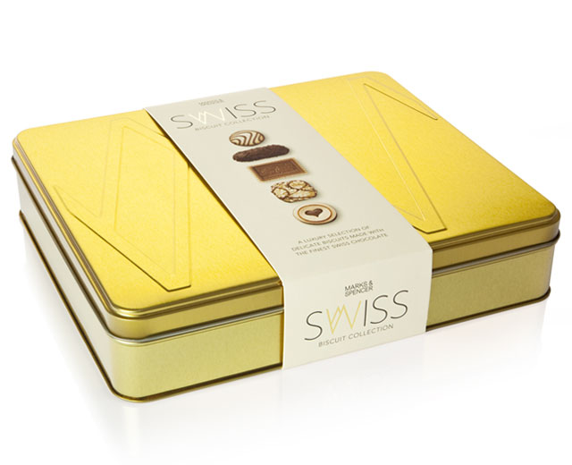 M And S Chocolates