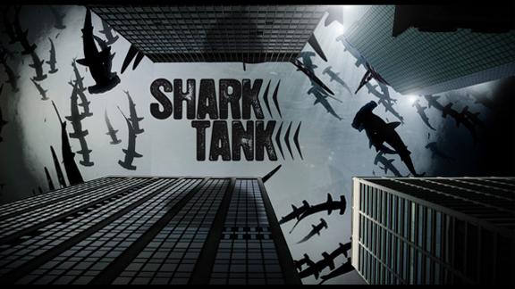Shark Tank design boards
