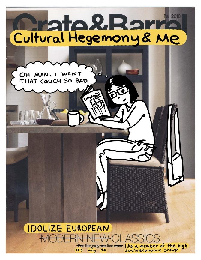 Cultural Hegemony Me See Jayne