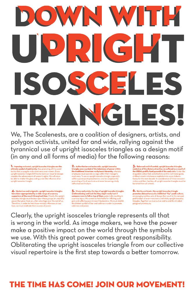 Triangle Manifesto See Jayne