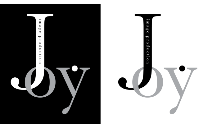 Don Lemon >> Joy Image Productions Logo - bees knees design