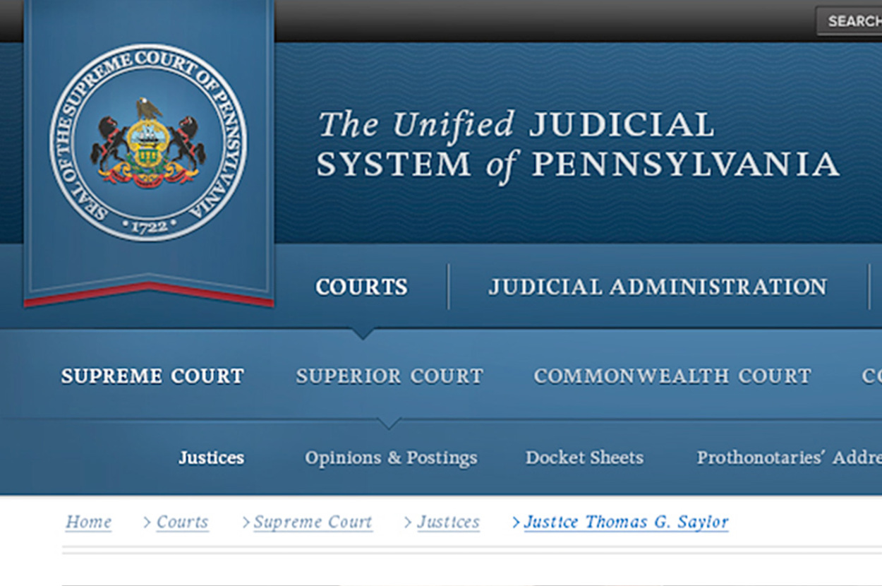 unified justice system