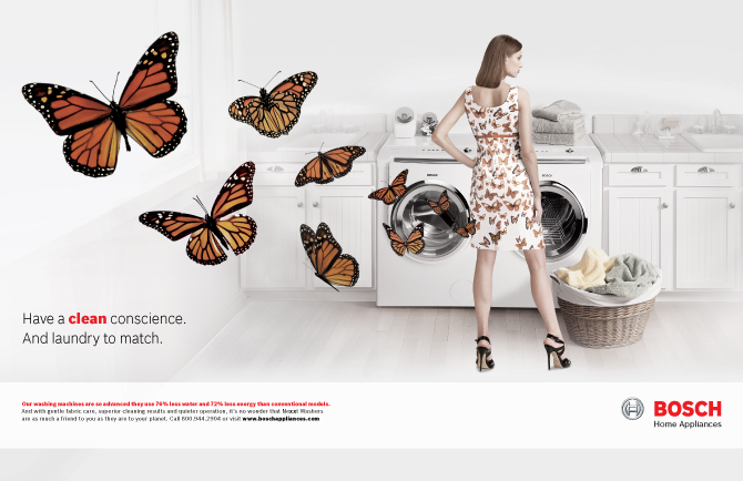 Bosch Print Ads - John Nosek – Art Director & Designer