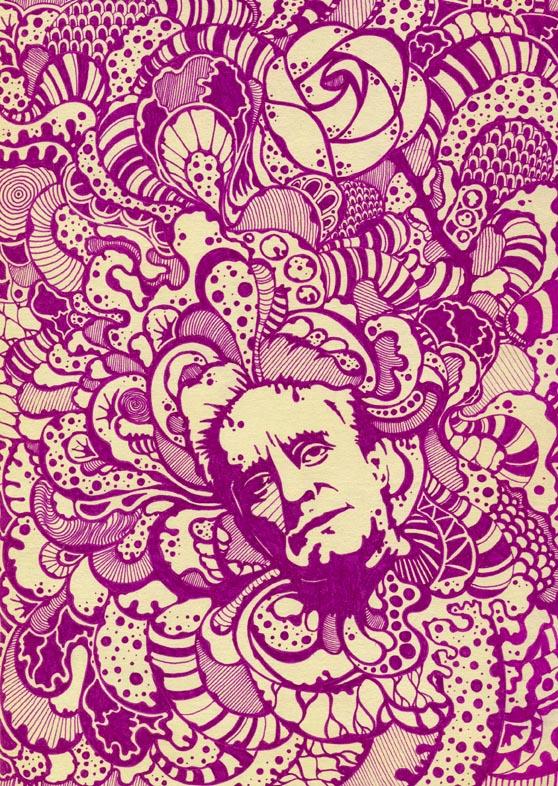 sketchbook drawings part ii urban myth