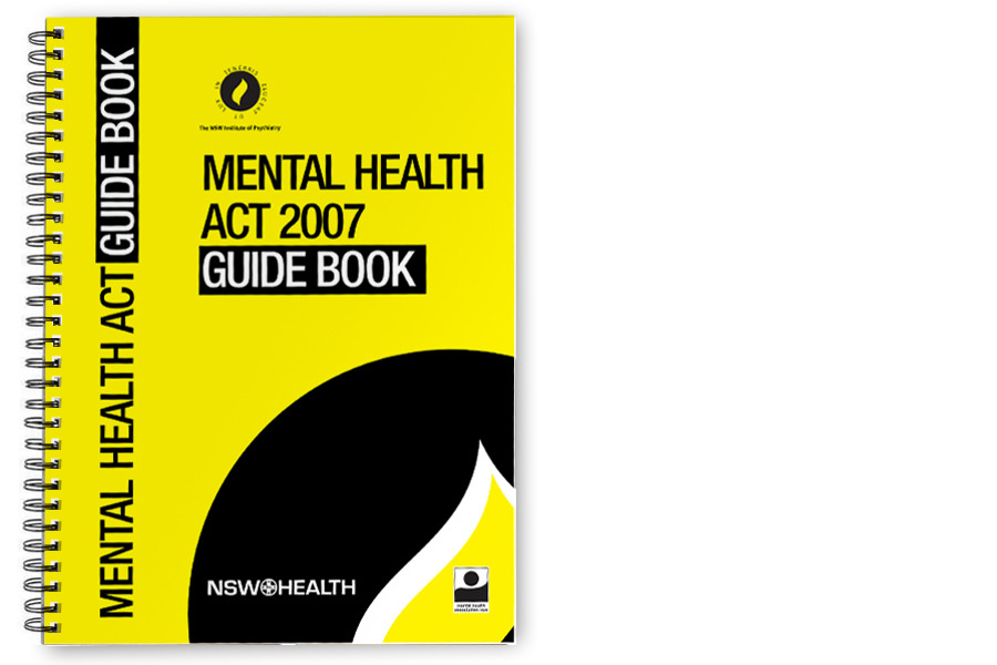 mental health act nsw pdf