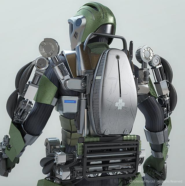 1000+ images about Exoskeleton on Pinterest | Edge of ... Military Exosuit