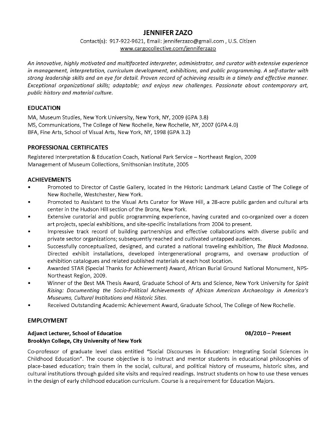 assistant curator cover letter This guide is designed to help you get started writing a quality resume and cover letter objective a laboratory assistant position in a hospital or biological.