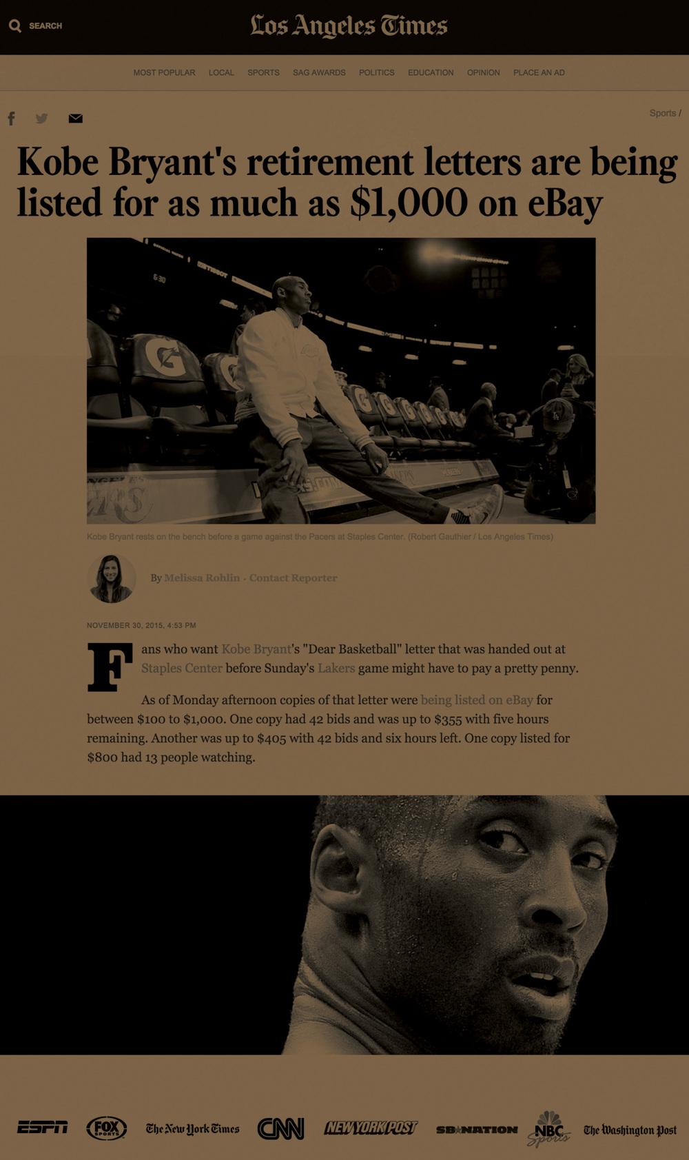 8d4266138c85 Kobe Bryant   Retirement Letter - Thiago Carvalho