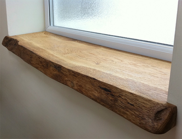 Solid Oak Window Sill Sills Amp Shelves Custom Window