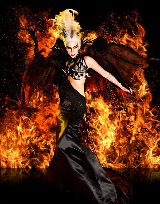 Bianca beauchamp silk spectre cosplay