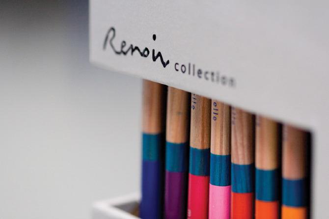Renoir Pencils Amp Packaging Not Tom