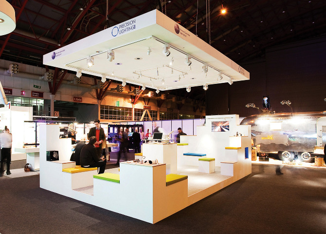 Exhibition Stand Lighting Jobs : Arc lighting exhibition stand not tom