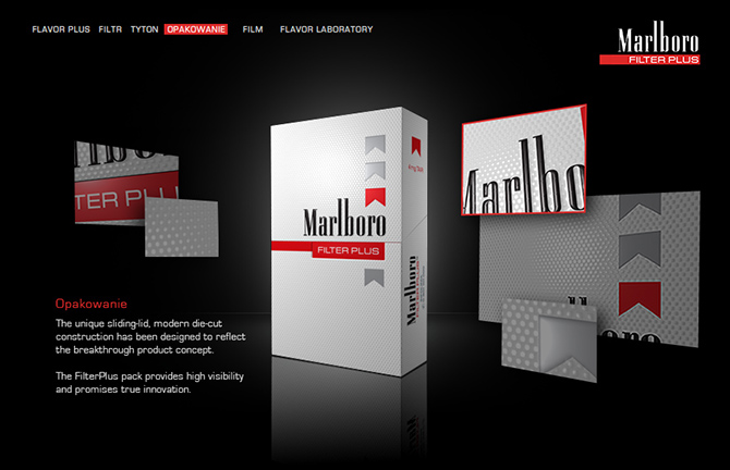 Marlboro cigarette ra shop