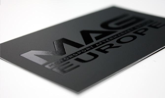 Gallery For Matte Black Business Cards Design