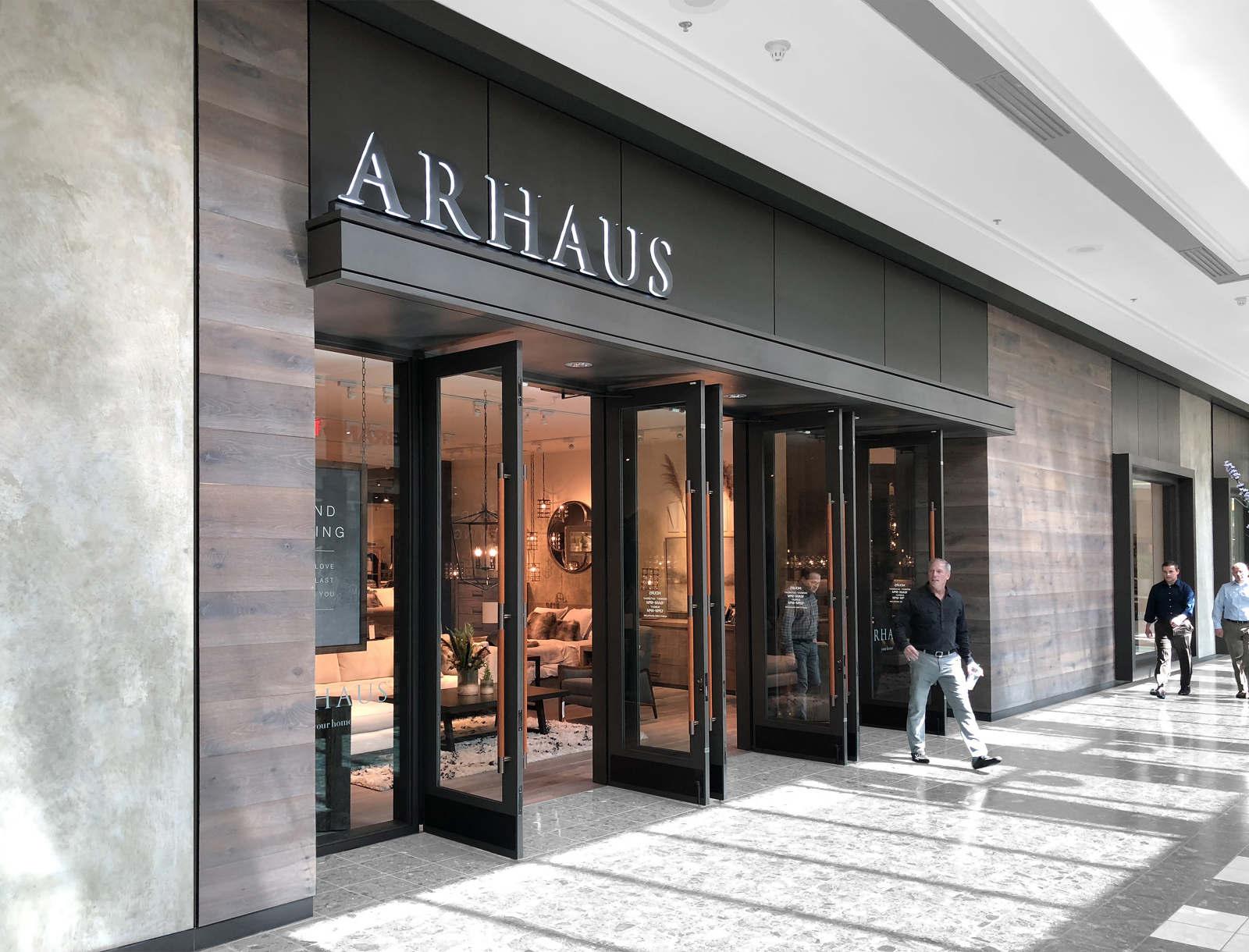 Arhaus West Palm Beach Philip Michael Brown Studio