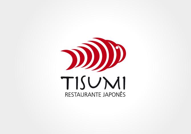 Tisumi Japanese Restaurant Raphael Marinho Branding