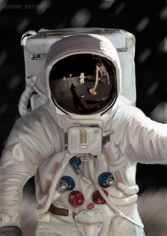 Nasa Astronaut Helmet Drawing Astronaut Helmet ReflectionAstronaut Helmet Drawing