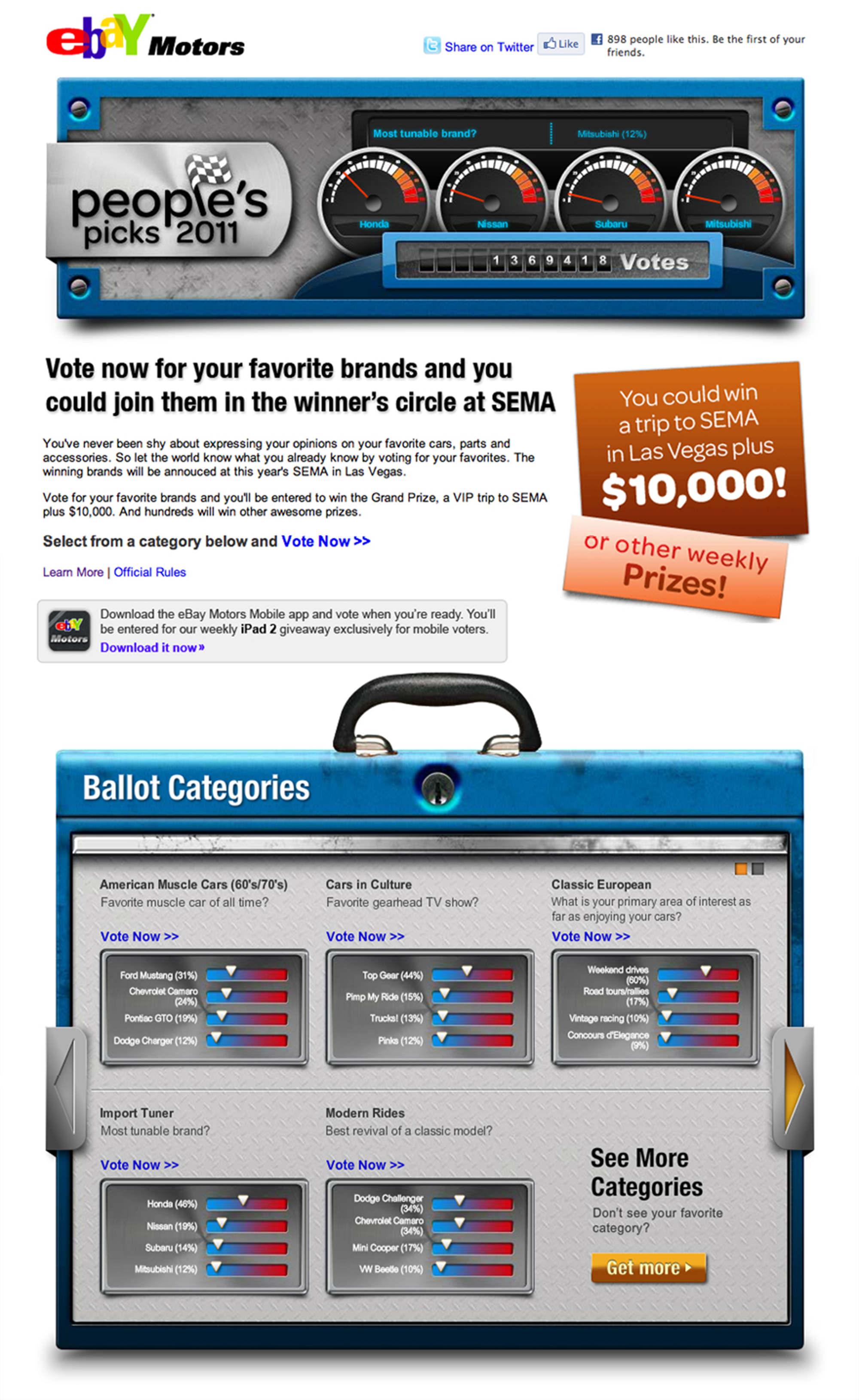 App ebay motors