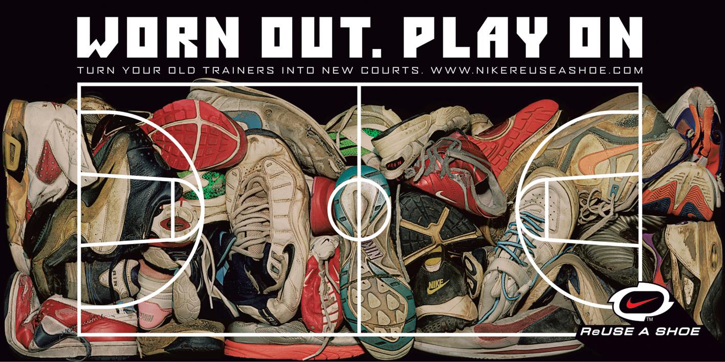 Nike ReUse a Shoe - RZH
