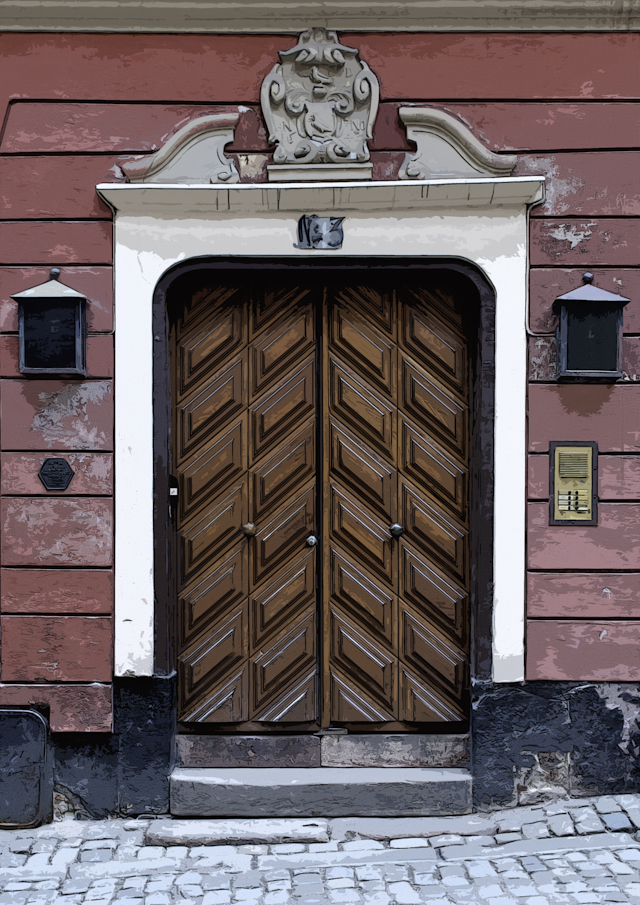 architectural doors - jason strong photography - architecture and