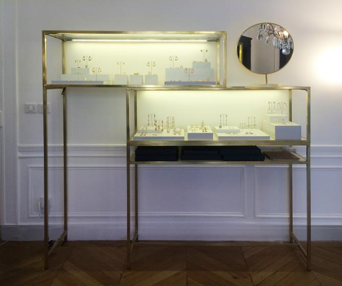 Exhibition Stand Jewelry : Fernando jorge exhibition displays fotis evans