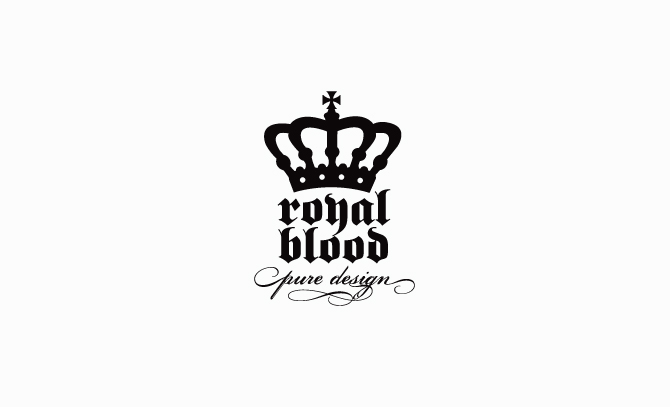 Royal blood logo