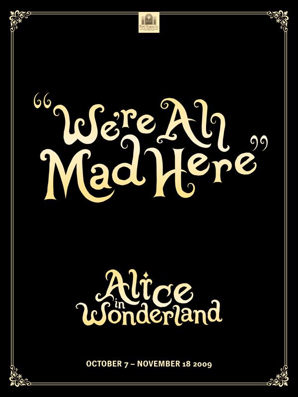 Alice In Wonderland Greg Eckler