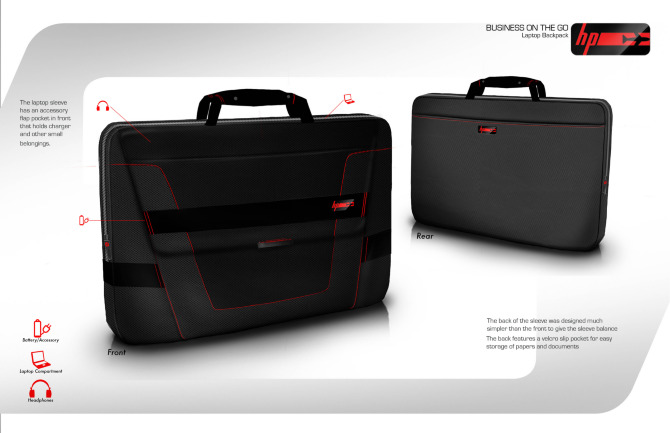 hp laptop case collections