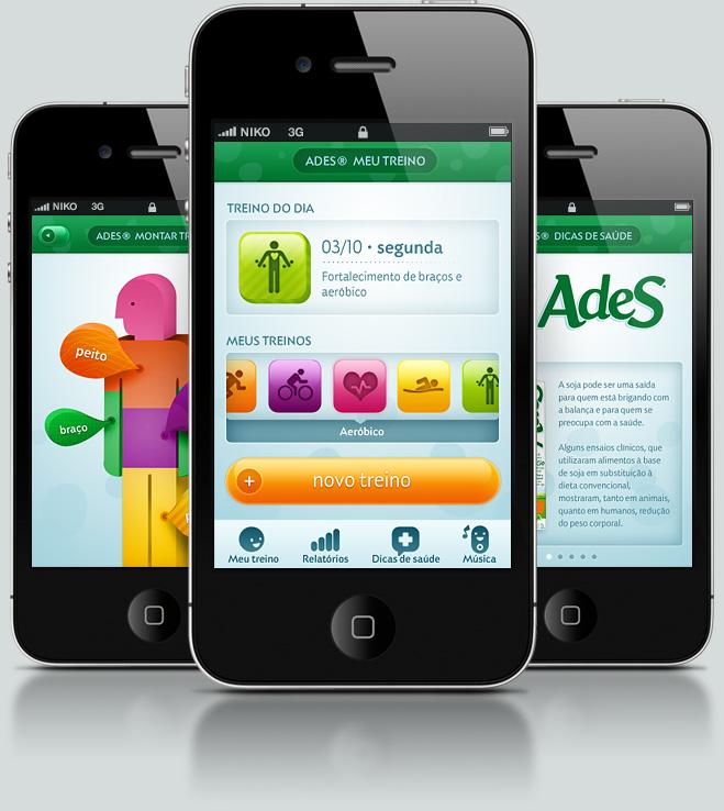 Ades 2 国外30个优秀移动APP UI界面设计的灵感分享