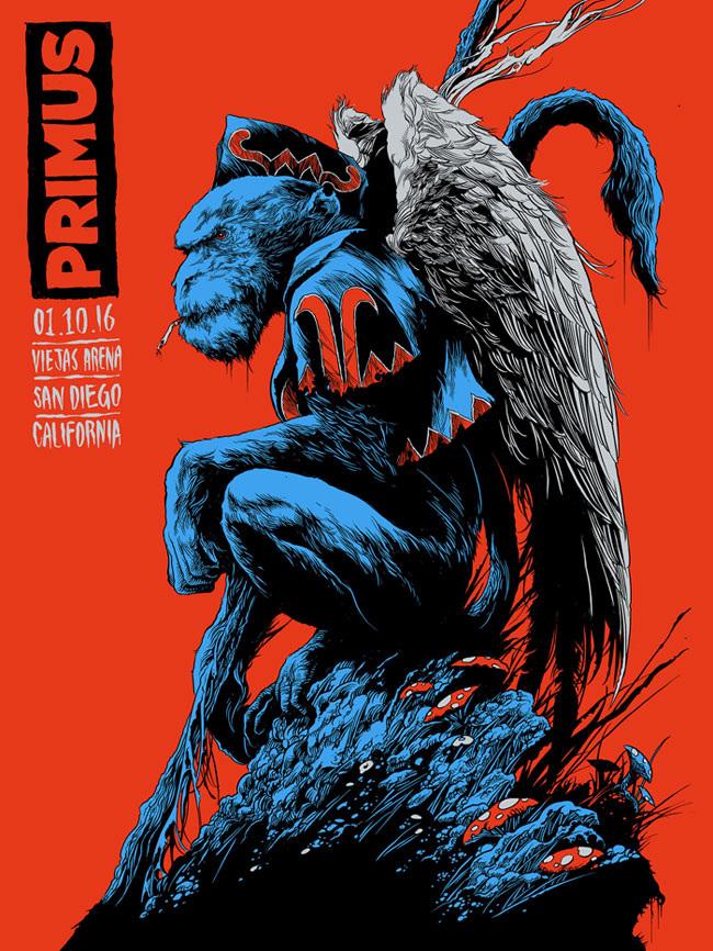 Primus Poster Series