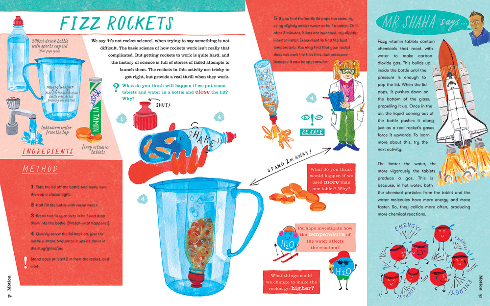 Mr Shaha's Recipes for Wonder - Emily Robertson