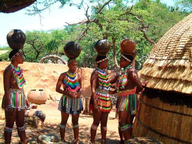 Zulu TribeZulu Tribe