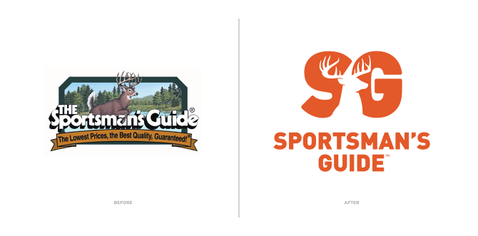 Sportsman's Guide: Rebrand - brandonvanliere