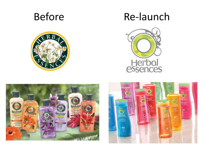 Herbal Essence Aims for 10% of Market