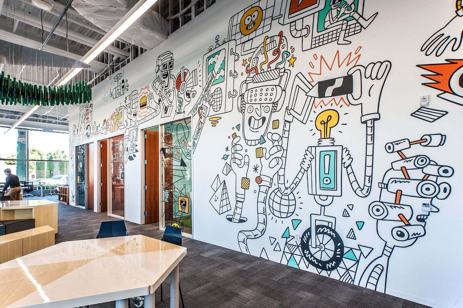 murals - greg kletsel illustration