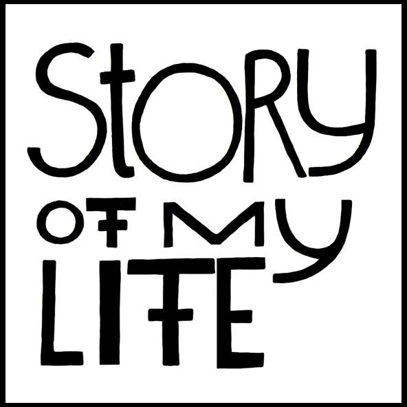 story of my life sophia halamoda illustration graphic recording