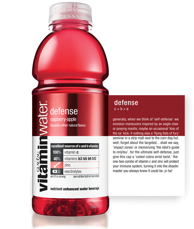 Vitaminwater Label, Name Misleading, Judge Tells Coca-Cola
