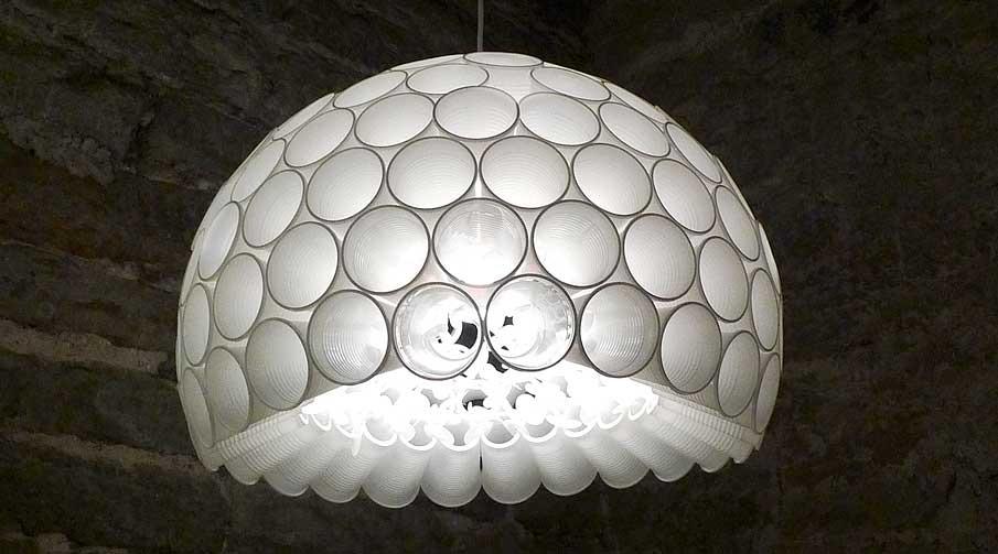 outil pour faire une lampe