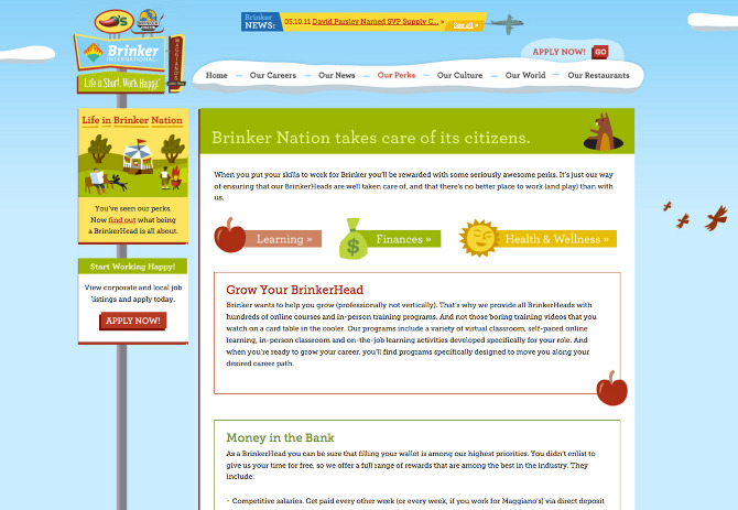 brinkernation chilis application
