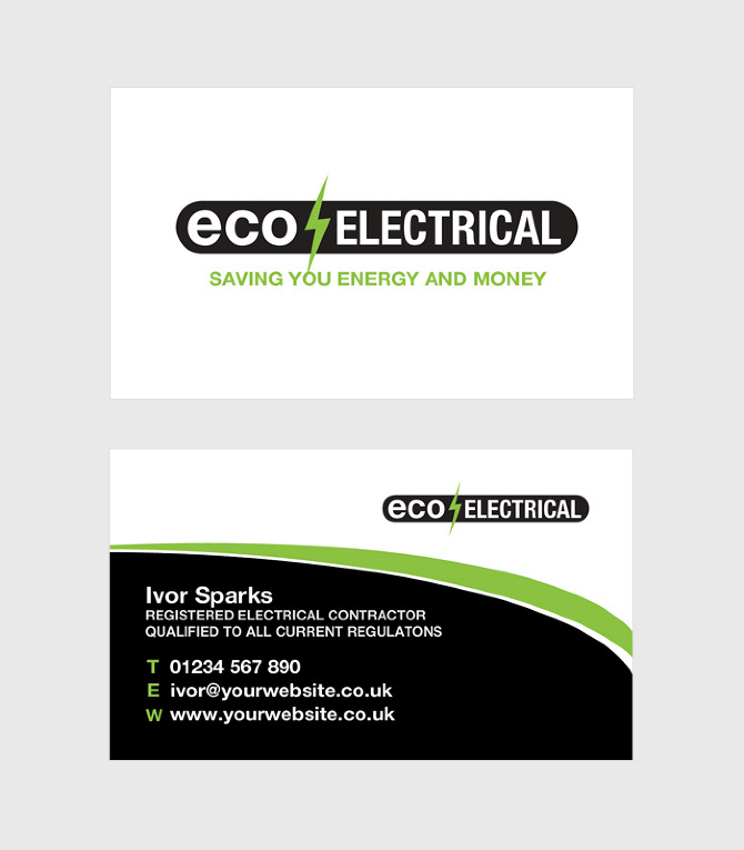 Eco Electrical - Daniel Boundy - Online Portfolio @ Cargo