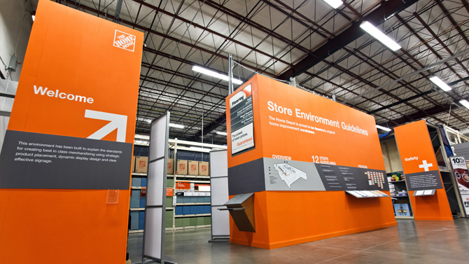 home depot retail research project Thanks for shopping with the home depot 5 project focus – asks customers about their project and provides appropriate 2 to 4 years retail or trade experience.