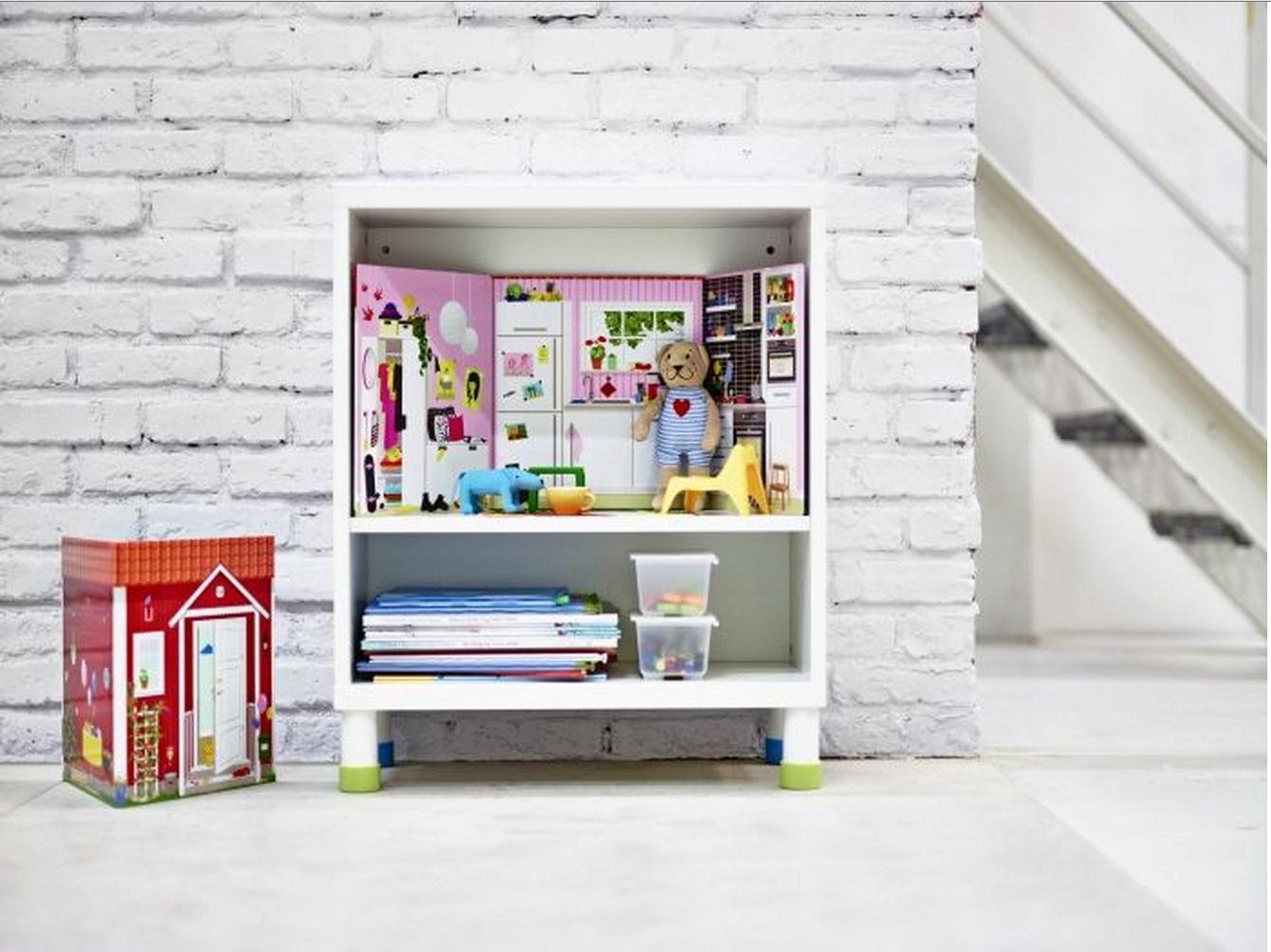 Spexa Dollhouse For Ikea Maria Bergstrom Design