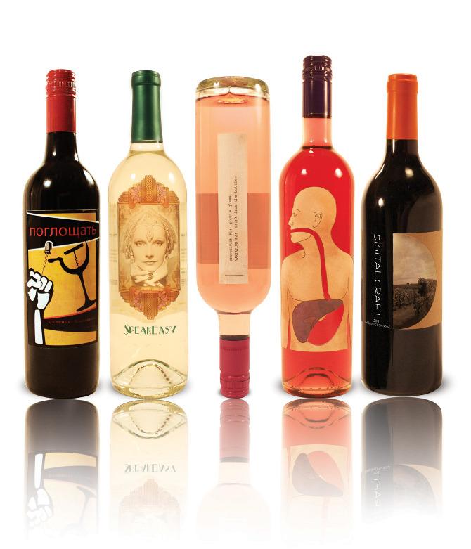 Wine Bottle Label Template Avery